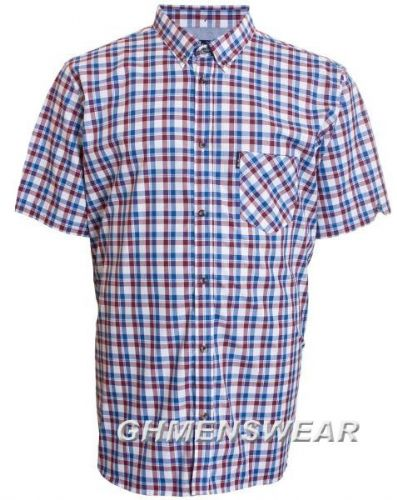 BEN SHERMAN Albion Check Shirt